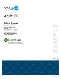 Agile EQ Profile Sample