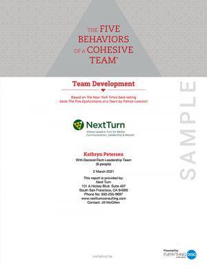 5-behaviors-team-profile-sample