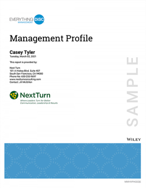management-profile-sample