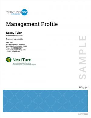 management-profile-sample